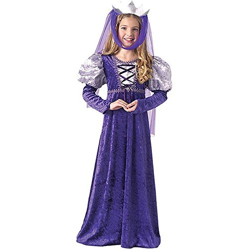 Rubie's Renaissance Queen Child Costume - Medium