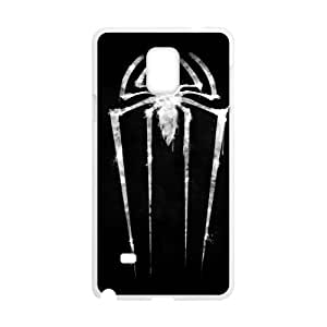 DDOUGS spiderman Best Cell Phone Case for Samsung Galaxy Note 4, Custom spiderman Case