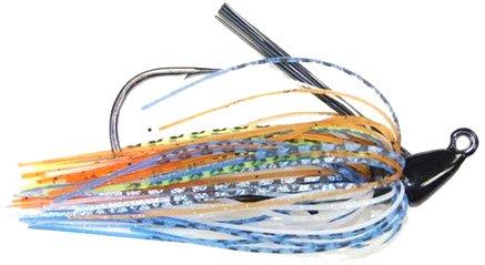Gambler Lures Swim Fishing Jig - Pack of 1 (Bluegill, 7/16-Ounce)