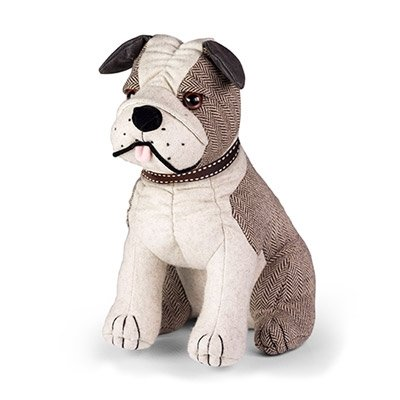 La Dora Designs Collection Pedigree Buté e de porte en forme de chien Bulldog Thurston l