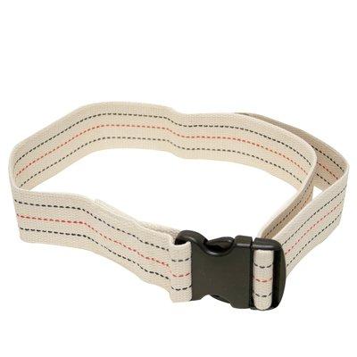 Gait belt, quick release plastic buckle, 60'' by Generic