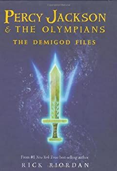 The Demigod Files (Percy Jackson and the Olympians) 142312166X Book Cover