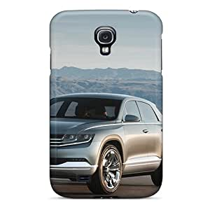 Tpu Cases Covers For Galaxy S4 Strong Protect Cases - Vw Cross Coupe Concept Design