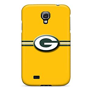 Sanp On Case Cover Protector For Galaxy S4 (green Bay Packers)