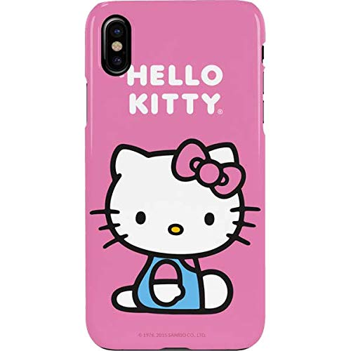 cheaper a7ec4 09141 Amazon.com: Hello Kitty iPhone Xs Max Case - Sanrio | Skinit Lite ...