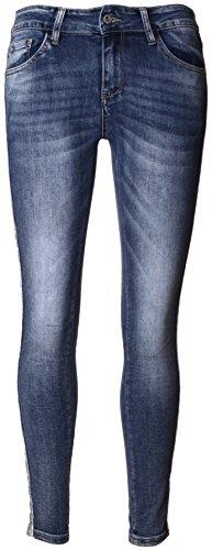 BASIC.de Pantalon de Jogging-Femme Survtement joggeurs - Jeans