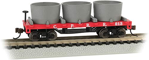 Old-Time Water Tank Car Central Pacific - N Scale ()