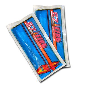 Ez Fire Firestarter - Carton Of 100 by EZ Fire