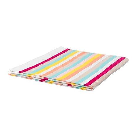 IKEA Sommar 2018 - Toalla de playa (luz multicolor, 303.773.36, tamaño