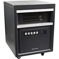 Kenmore Infrared Room Heater, Black