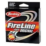 Berkley Fireline Fused Original Superline 125 Yd spool(6/2-Pound,Smoke) For Sale