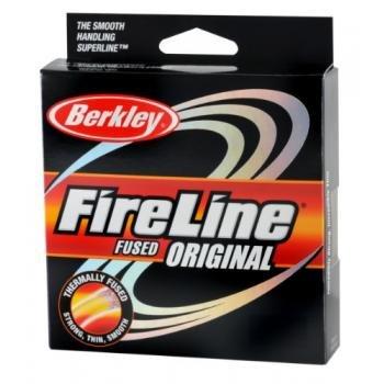 Berkley Fireline Fused Original Superline 125 Yd spool(10/4-Pound,Smoke) -