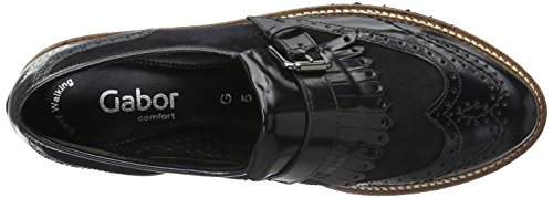 Gabor Women's, Nymph, Loafers Blue (Pazifik/Oc.s.s/C)