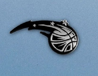 Orlando Magic Heavy Metal NBA Auto Emblem - Fan Mats by Fanmats