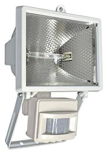 Proyector halógeno ecológico 330 W, detector de movimiento, color ...