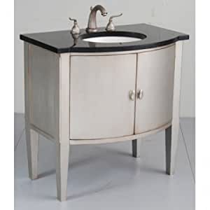 Sterling Bowfront Sink Chest