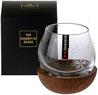 Rollo Lenta Whisky Fondo de la Roca Taza del Vino de Cristal ...