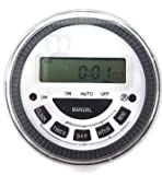Gate1 Gate Timer - 7 Day Timer 12 Volts Pool/Gate/Sprinklers/Lights