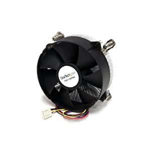 StarTech.com 95mm CPU Cooler Fan with Heatsink for Socket LGA1156/1155 FAN1156PWM