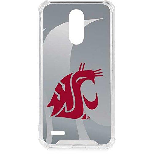 - Skinit Washington State University LG K10 (2017)/K20V/K20Plus/LG Harmony LeNu Case - Washington State Cougars Design - Premium Vinyl Decal Phone Cover