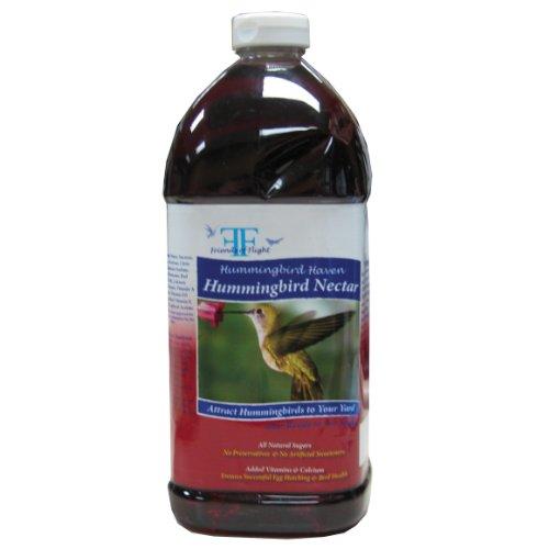 Friends of Flight 029019 Ready to Use Hummingbird Liquid ...