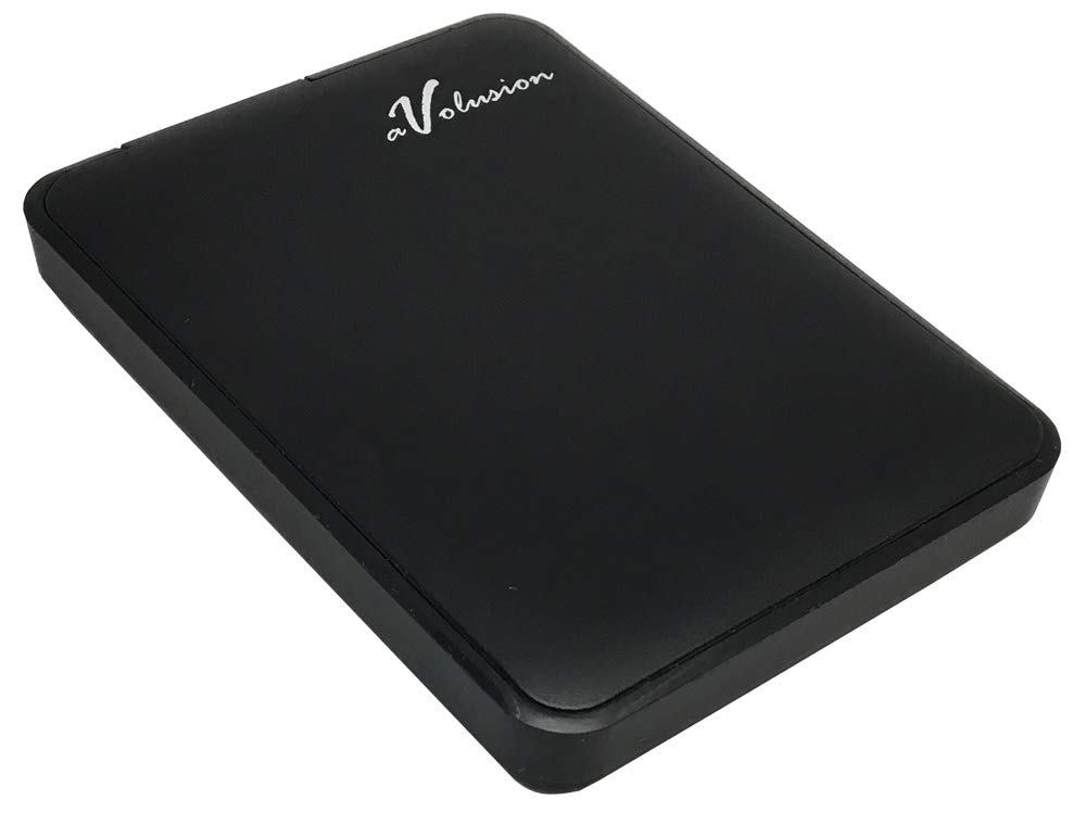 Avolusion 750GB USB 3.0 Portable External Hard Drive for PS4 Pro & Slim (PS4 Pre-Formatted) HD250U3-Z1 - w/2 Year Warranty by Avolusion (Image #2)
