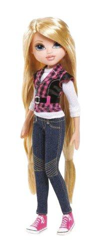 moxie girlz basic doll avery amazon co uk toys games