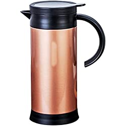 304 Stainless Steel Coffee pot Large Capacity Vacuum Warm pot for Car Cup/Business Straight Cup
