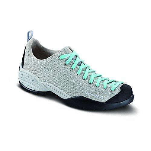 Scarpa Schuhe Mojito Fresh Größe 40 silver/maledive