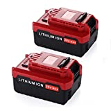 4000mAh for Porter Cable 20v MAX Lithium Battery Replace PCC685L PCC680L PCC682L PCC685LP Impact Driver Drill (2packs)