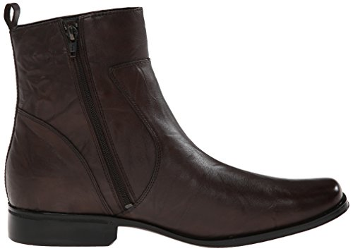 Dark Scrunch Boot Men's Brown Rockport Toloni qxa6THt