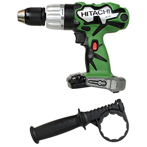 Hitachi DV14DL 14.4V Lithium-Ion 1/2 Inch Hammer Drill/Driver (Bare Tool)