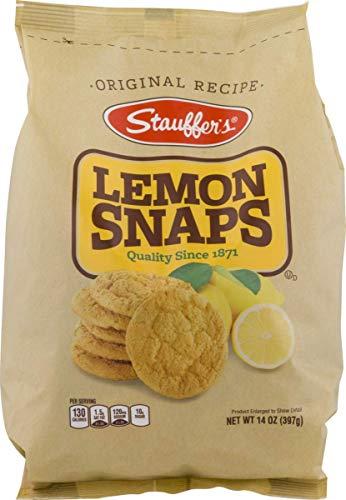 Stauffer's Original Recipe Lemon Snaps 14 oz. Bags (3 ()