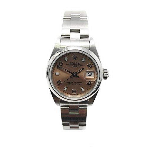 Rolex Date swiss-automatic womens Watch 79160 (Certified (Ladies Rolex Date Watch)