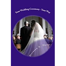 Amazon maureen ahern books your wedding ceremony your way no fuss guide to the ceremony of your dreams fandeluxe Images