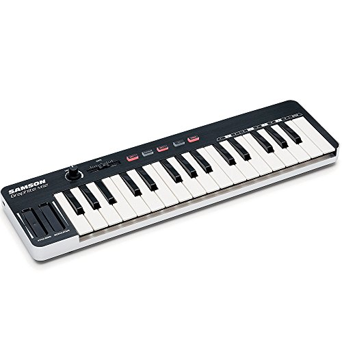 Samson Graphite M32 Mini USB MIDI Controller by Samson Technologies
