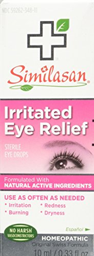 Similasan Irritated Eye Relief Eye Drops 0.33 oz