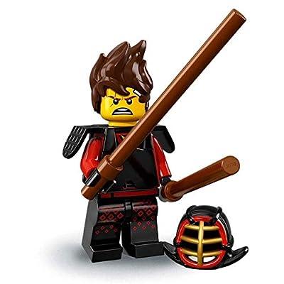 LEGO Ninjago Movie Minifigures Series 71019 - Kai Kendo: Toys & Games