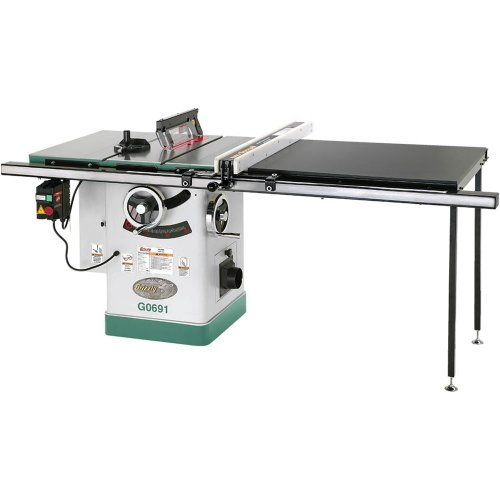 grizzly table saws 10 inch - 2