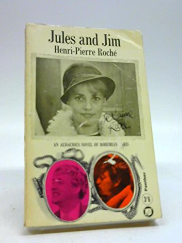 Jules and jim (panther books. no. 1931.)