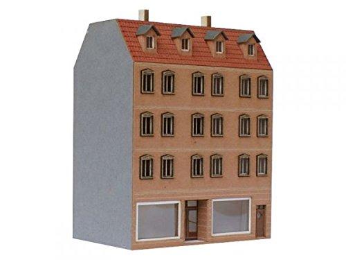MEHBU-Lasertechnik GbR 45200 - Stadthaus 1 mit Ladenlokal -Z
