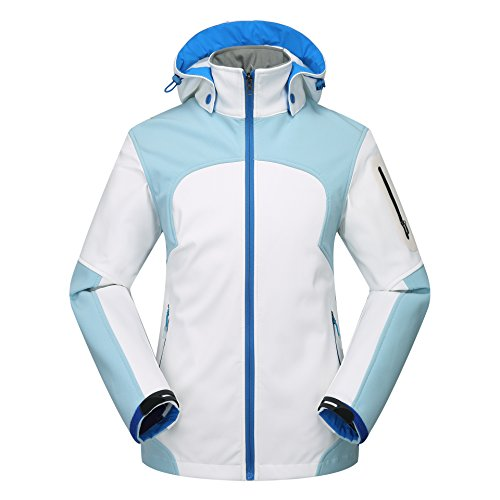 Coat Warm Men Ski Jacket JACKETS DYF Pocket White Zipper Down Sleeves FYM Hat Long Women wx1IpOTqB