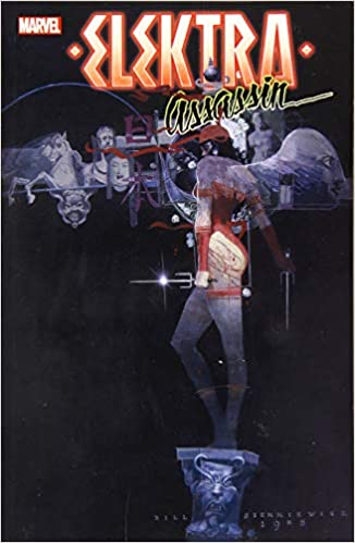Elektra: Assassin: Amazon.es: Frank Miller, Bill Sienkiewicz ...