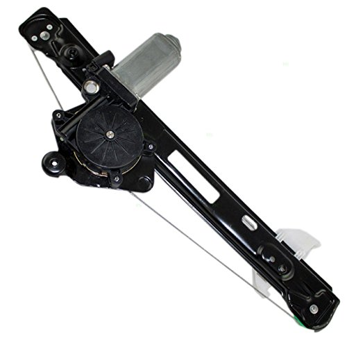 Ford Sohc Motor (AUTOPA 6S4Z-5427001-A Rear Left Power Window Regulator with Motor for Ford Focus 2000-2007)