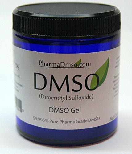 4 oz. DMSO Gel 65% DMSO / 35% Aloe Vera