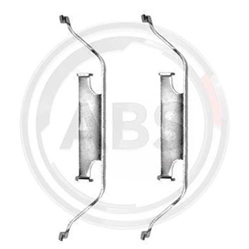 ABS 1096q Disque de frein Kit d'accessoires pour ABS All Brake Systems bv