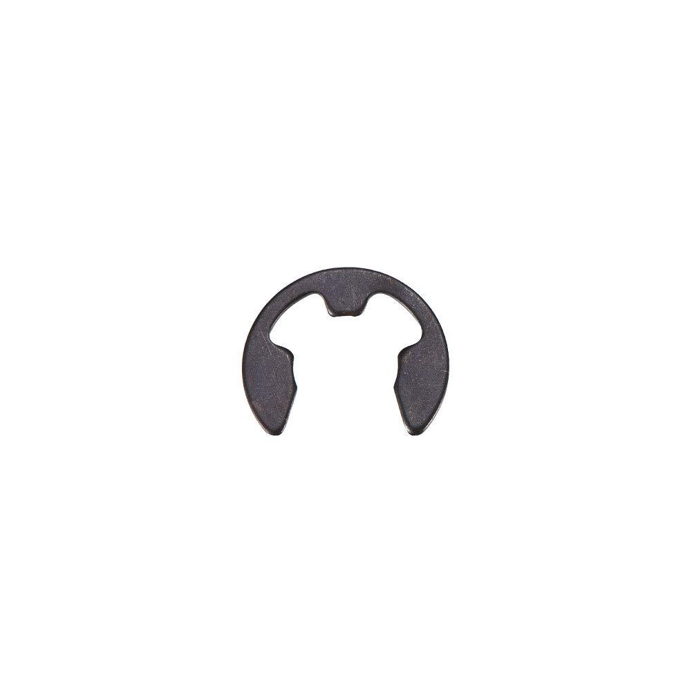 INCREWAY 320pcs Carbon Steel E-Clip External Retaining Ring Sortiment Set