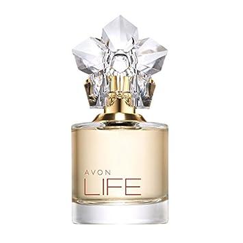 Avon Perfume Life For Her Genuine Luxury Floral Eau De Parfum Spray