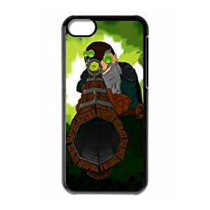 iPhone 5c Cell Phone Case Black Defense Of The Ancients Dota 2 SNIPER 005 PD5453606