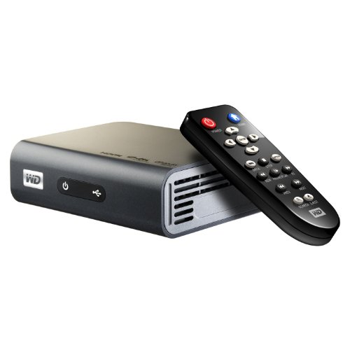 WD TV Live Plus 1080p HD Media Player by Western Digital